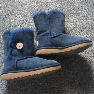 Bailey Button II Water Resistant Shearling Boot